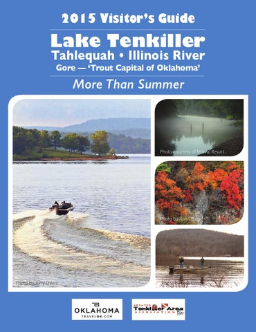 Lake Tenkiller Visitors Guide 2015 By Outlook Magazine
