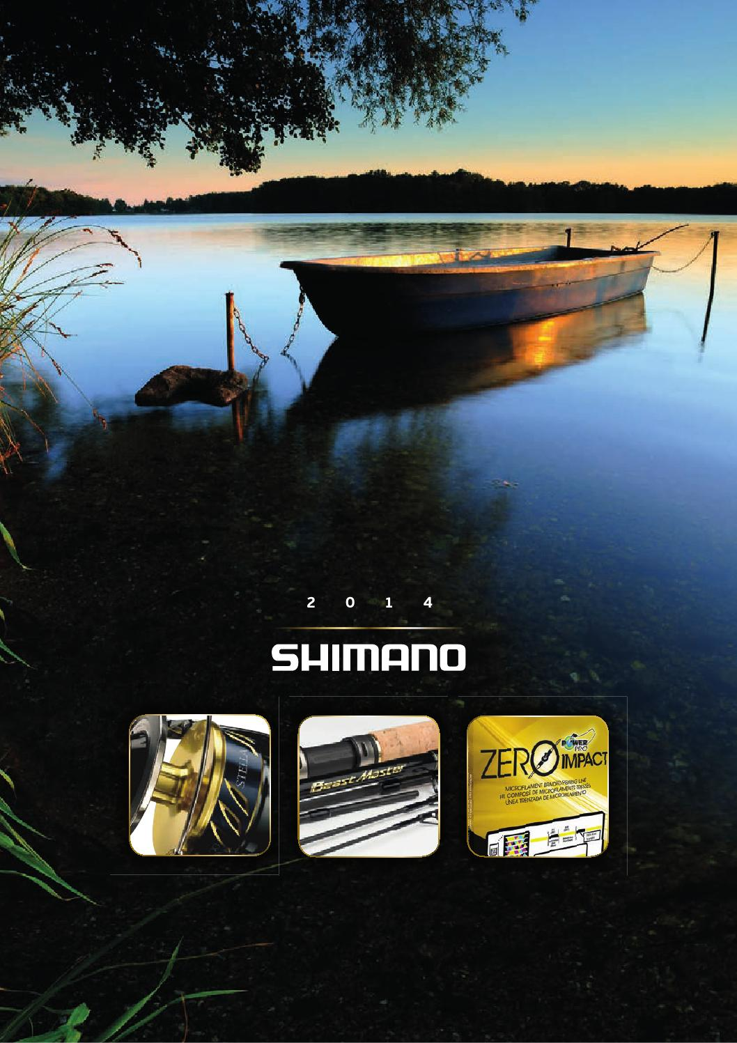 e3d4b91ad6 Shimano 2014 by chris crampe - issuu