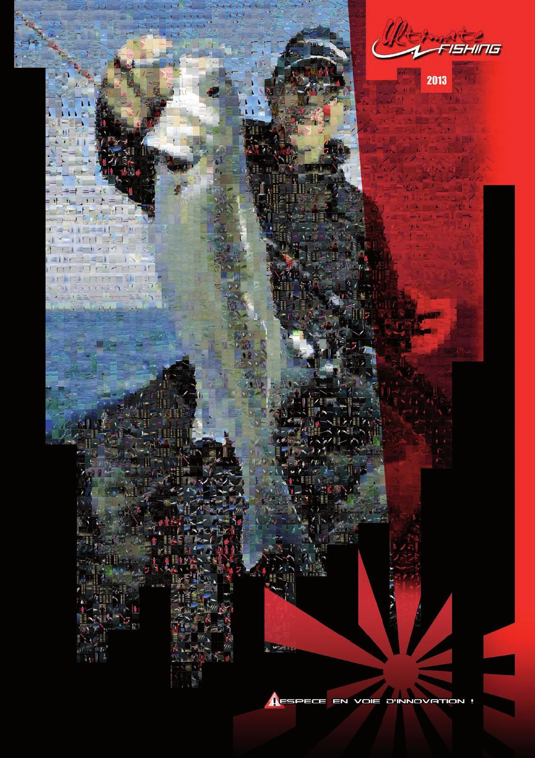 rouge tête Red Gill EVO lançon Bass Fishing Lure 178mm-blanc