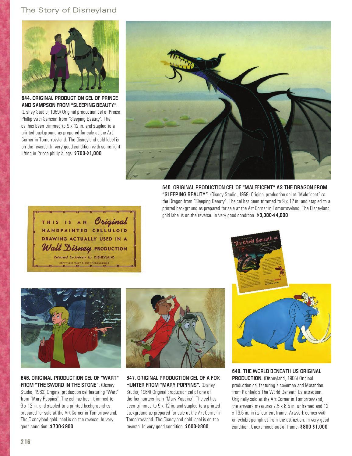 The Story of Disneyland by Van Eaton Galleries - issuu