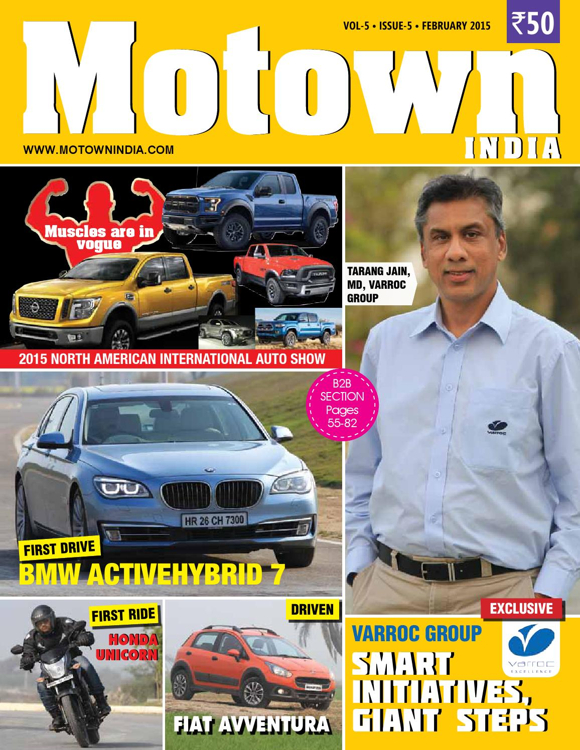Motown India February 2015 By Issuu 865 Ibm Usb Wiring Diagram Front