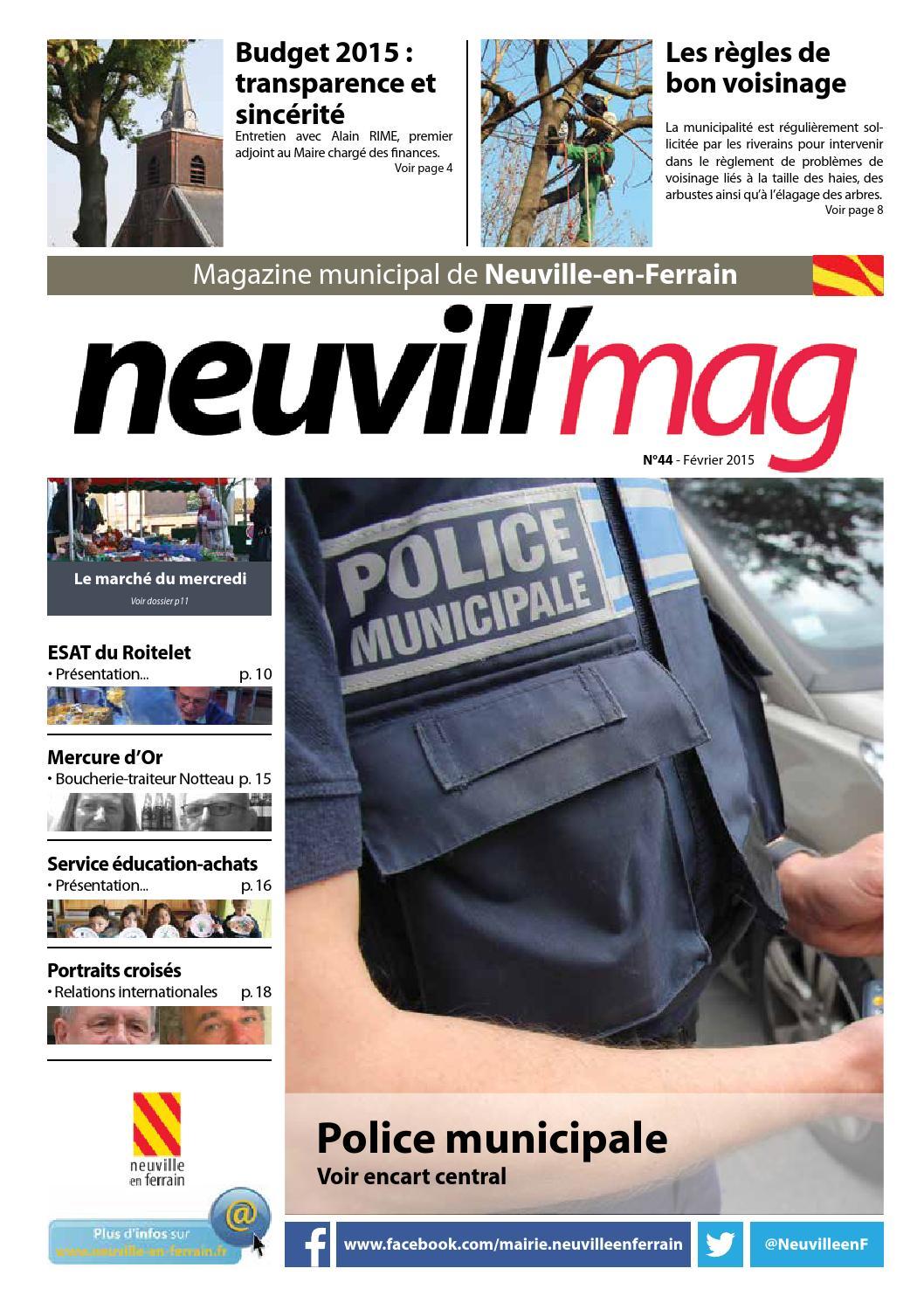 neuvill 39 mag n 44 by mairie de neuville en ferrain issuu. Black Bedroom Furniture Sets. Home Design Ideas