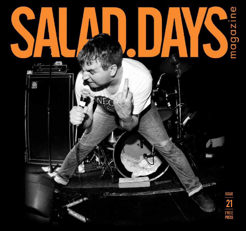 SALAD DAYS MAG n°21 by Salad Days Magazine issuu