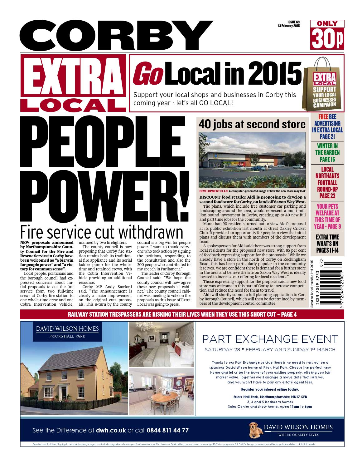Corby 13 02 15 By Extra Newspapers Issuu