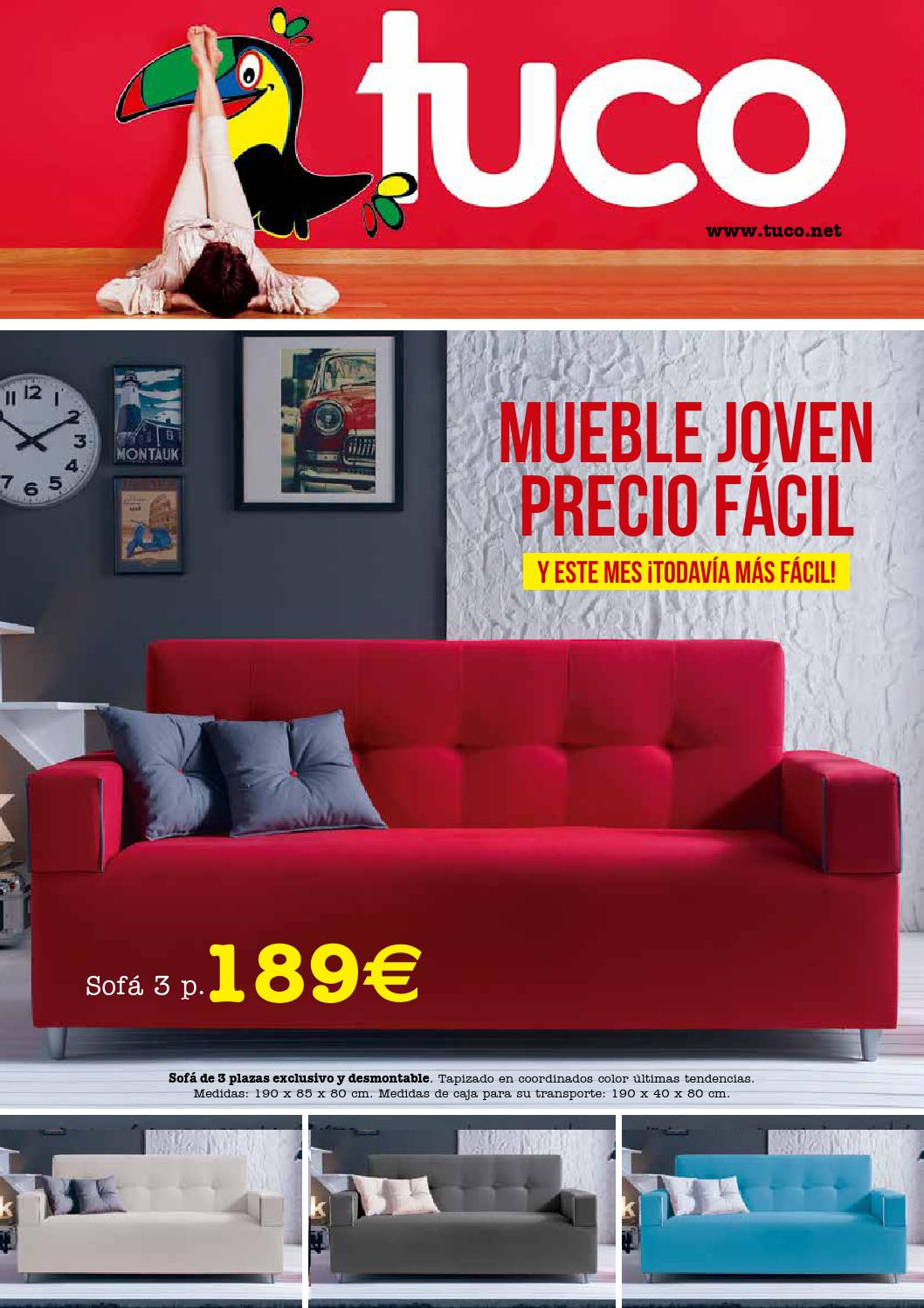 Mueble joven tuco by losdescuentos issuu for Mueble joven