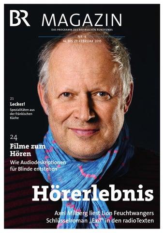 Br Magazin Nr 4 Vom 14 02 27 02 2015 By Bayerischer Rundfunk Issuu