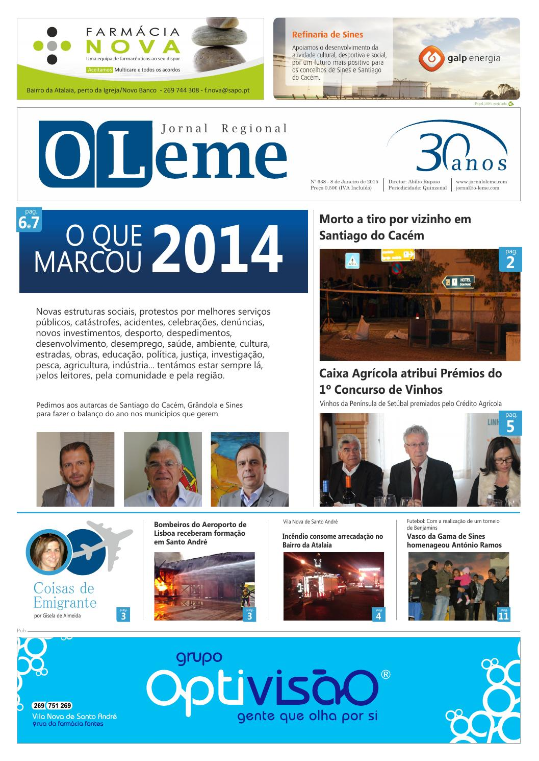 408133023a O Leme 638 by O Leme - issuu