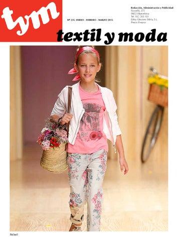 2450b42af5 Textil y Moda 235 by Edicions Sibil-la SL - issuu