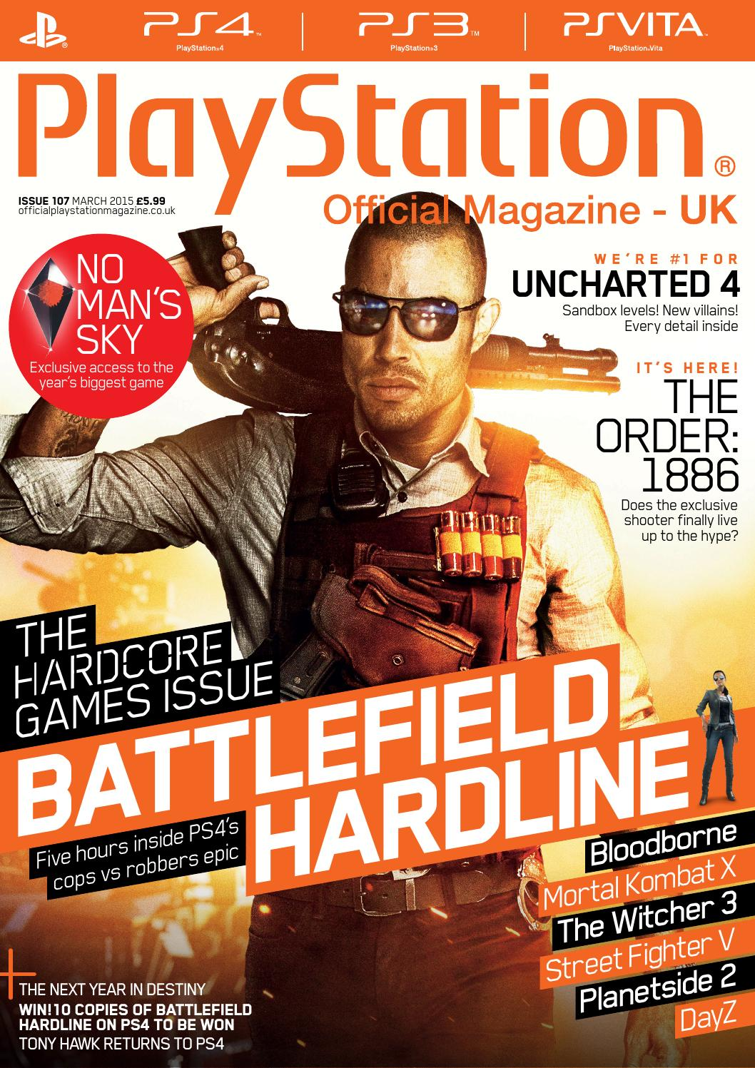 Official PlayStation Magazine 107 Sampler by Future PLC ...
