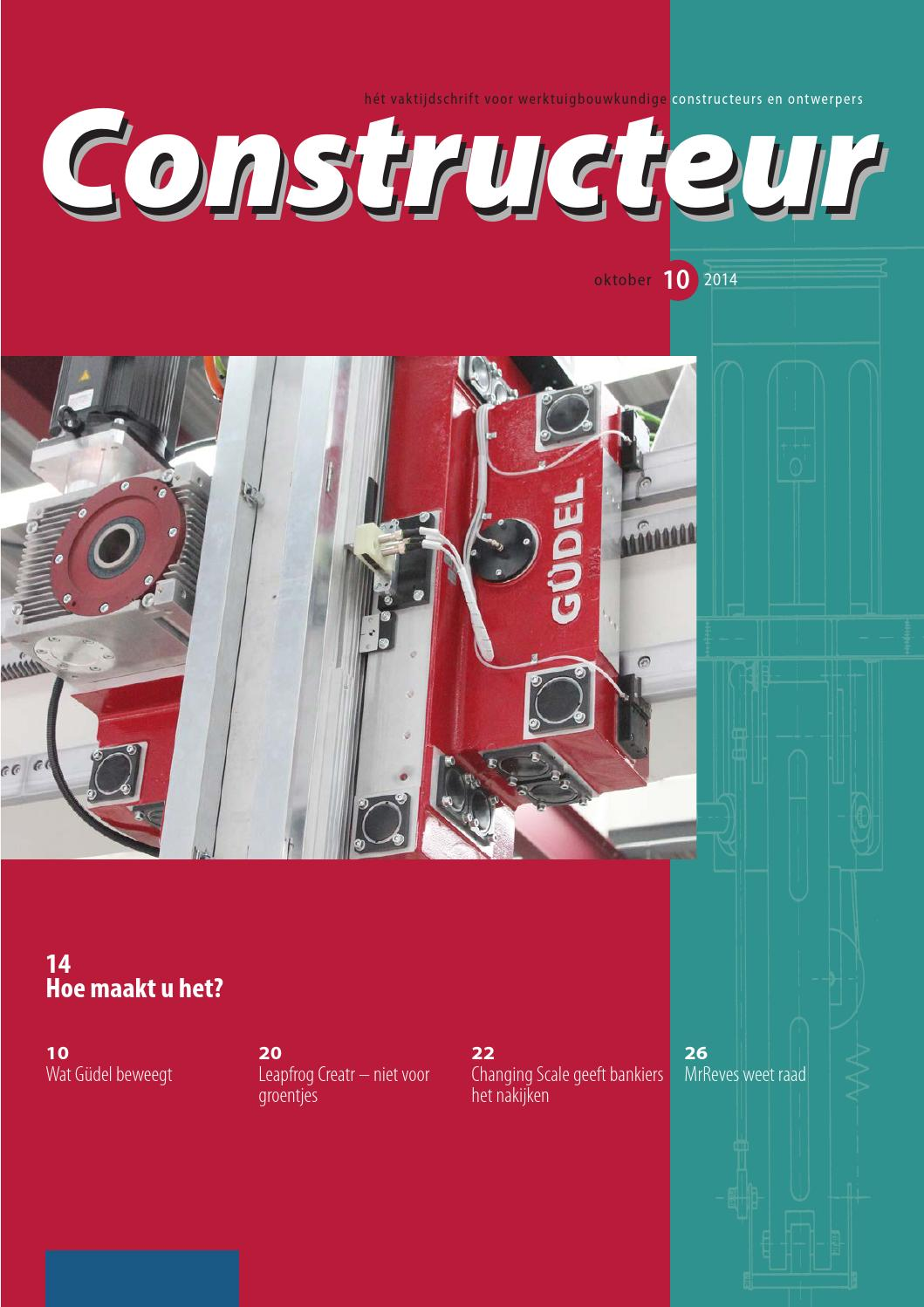 constructeur 10 2014 by engineering mbm issuu