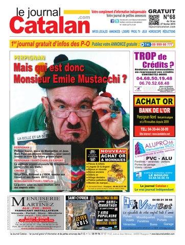 38dfabb663e069 Le Journal Catalan N°68 premier journal gratuit d informations et de ...