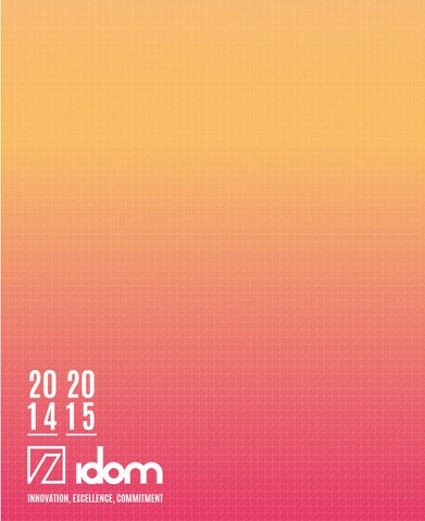 IDOM ANNUAL REPORT 2014 2015 by IDOM - issuu 221917a8b5