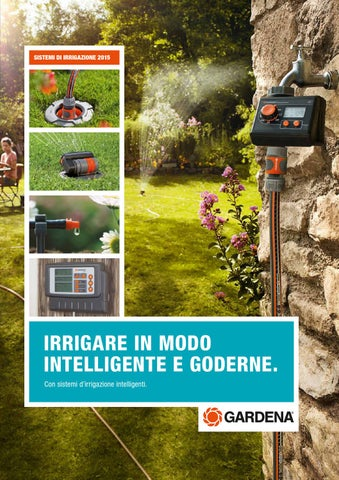 Irrigatore irrigatoi 1 pezzo per micro irrigazione regolata piante casa giardino