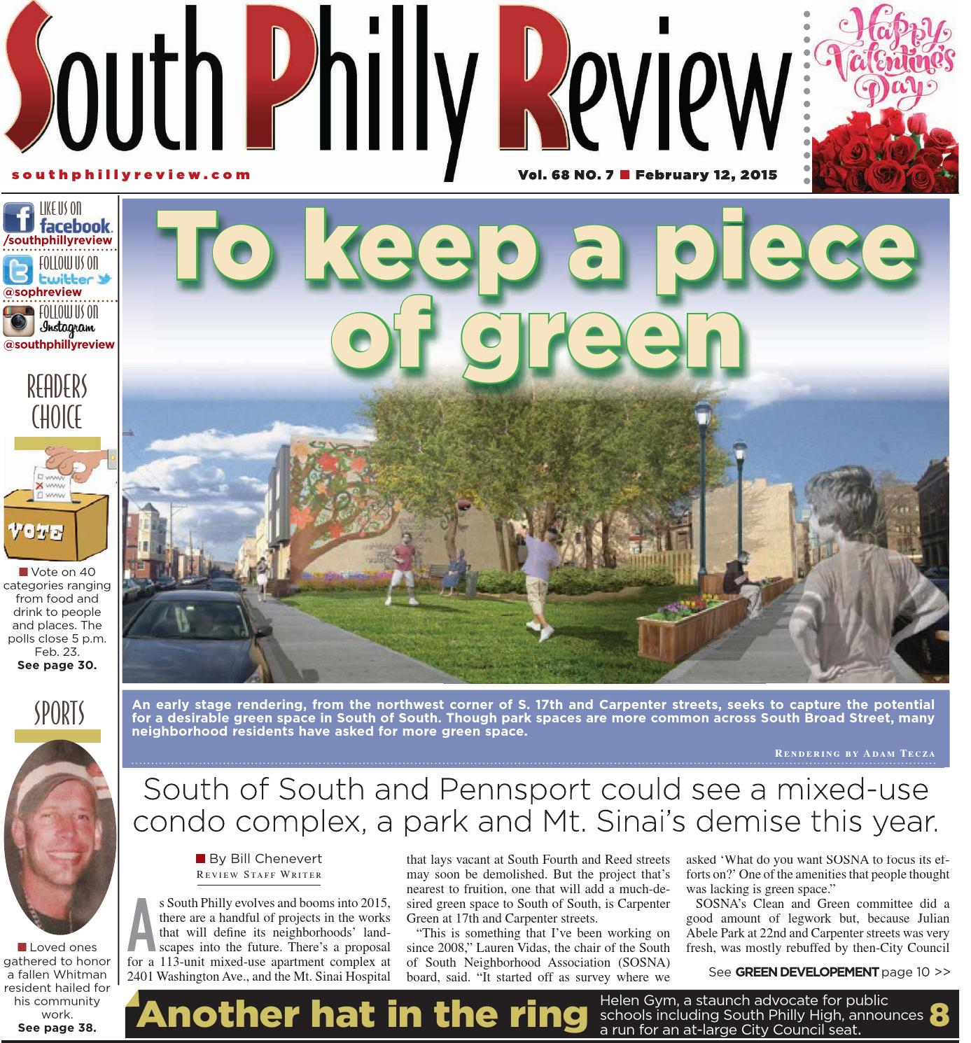 South Philly Review 2 12 2015 by South Philly Review issuu
