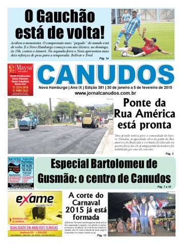 bbae1cfb23 Jornal Canudos - Edição 381 by Jornal Canudos - Reportagem - issuu