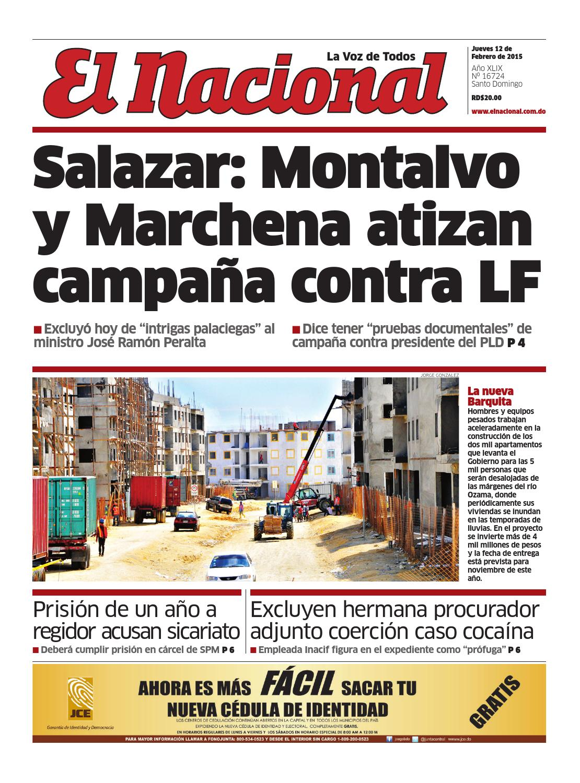 Impreso12 02 15 by Periodico El Nacional - issuu