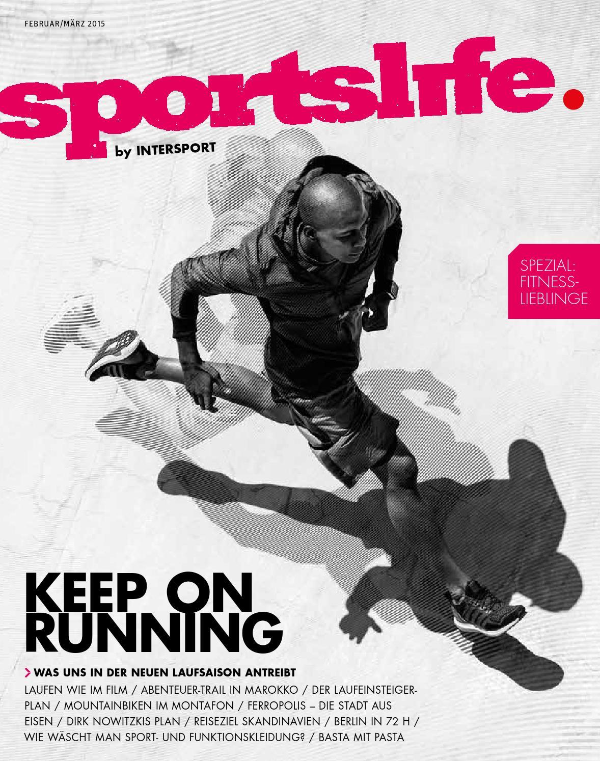 Intersport Kuhn - Sportslife Februar / März 2015 by Intersport Kuhn ...