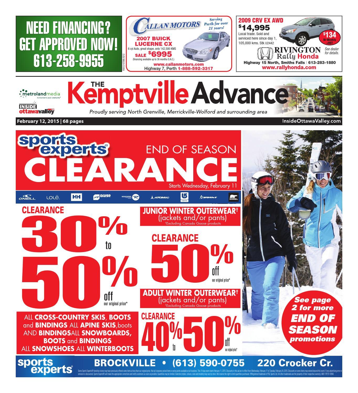 d24d8c40338cf6 Kemptville021215 by Metroland East - Kemptville Advance - issuu