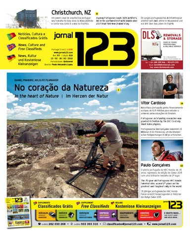 Jornal123 Portugal #818 By Tourvision Foundation   Issuu