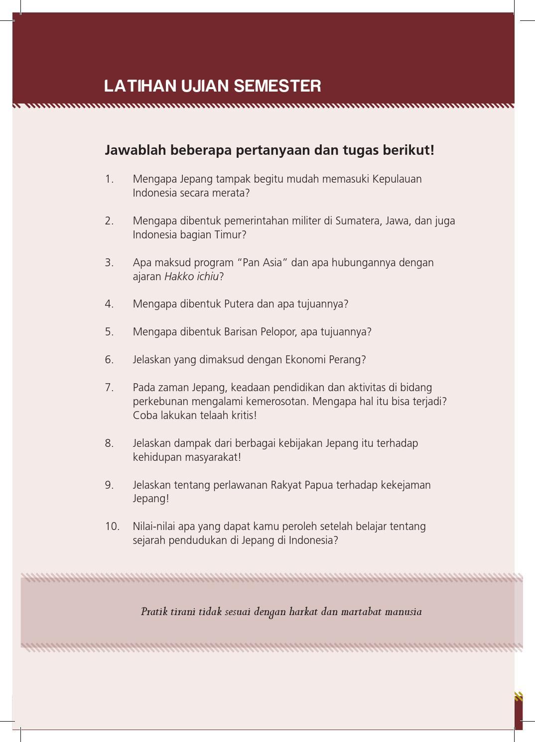 Sejarah indonesia sma,ma,smk,mak kelas xi semester 2 by ...