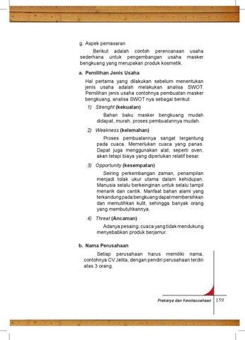Prakarya Dan Kewirausahaan Sma Ma Smk Mak Kelas Xi Semester 2 By
