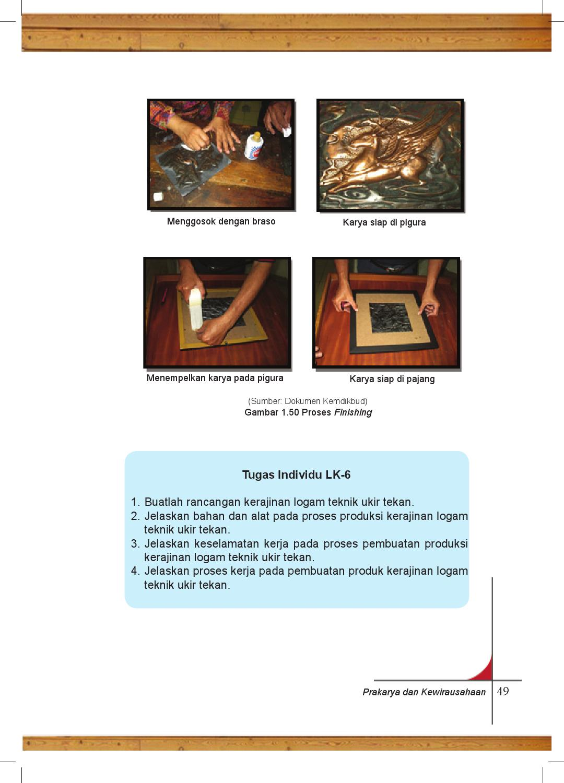19+ Proses finishing pada pembuatan kerajinan logam adalah proses yang information