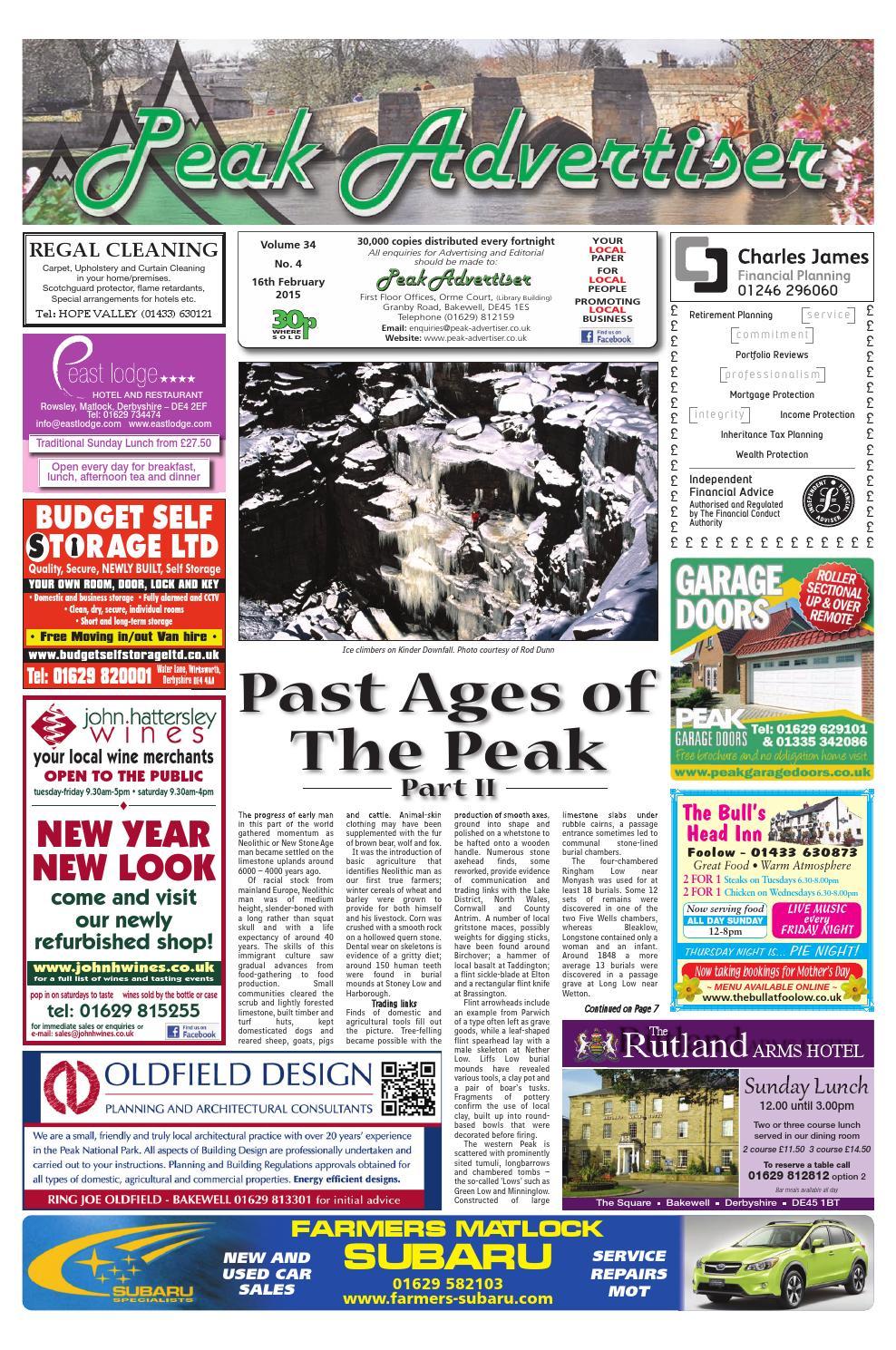 Pa 16 2 15 By Peak Advertiser Issuu