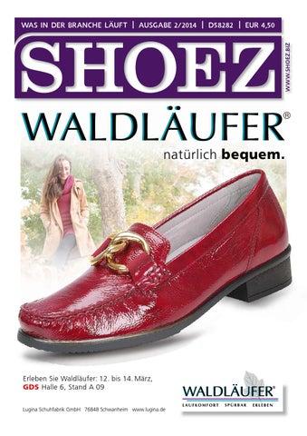 ee15fa58e83e2d Shoez-Ausgabe Februar 2014 by SHOEZ – Das Fachmagazin für die ...