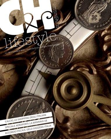 Edizione n1 by CH Lifestyle - issuu b7714e42cba