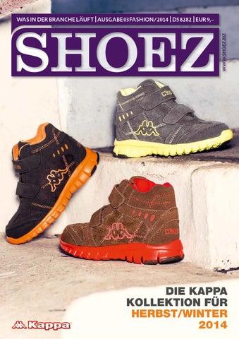 3d09de4a44cd Ausgabe Shoez März Fashion 2014 by SHOEZ – Das Fachmagazin für die ...