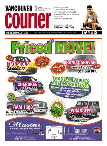 96d298f42ad Vancouver Courier February 13 2015 by Vancouver Courier - issuu