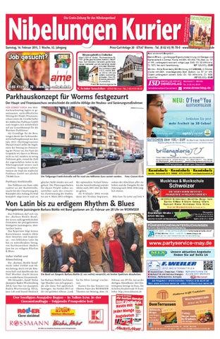 Nibelungen Kurier 14 Februar 2015 By Nibelungen Kurier Issuu