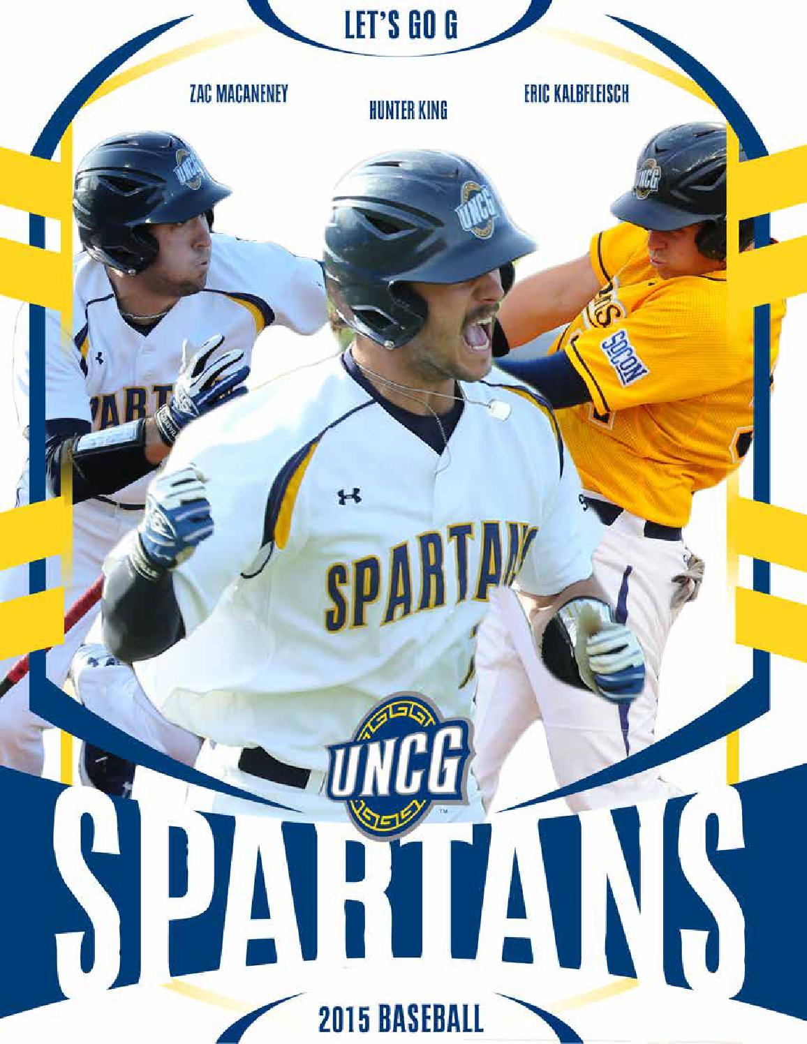 2015 UNCG Baseball Digital Guide by UNCG Athletics - issuu ff00d47cb