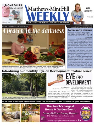 Matthews mint hill weekly by carolina weekly issuu page 1 fandeluxe Images