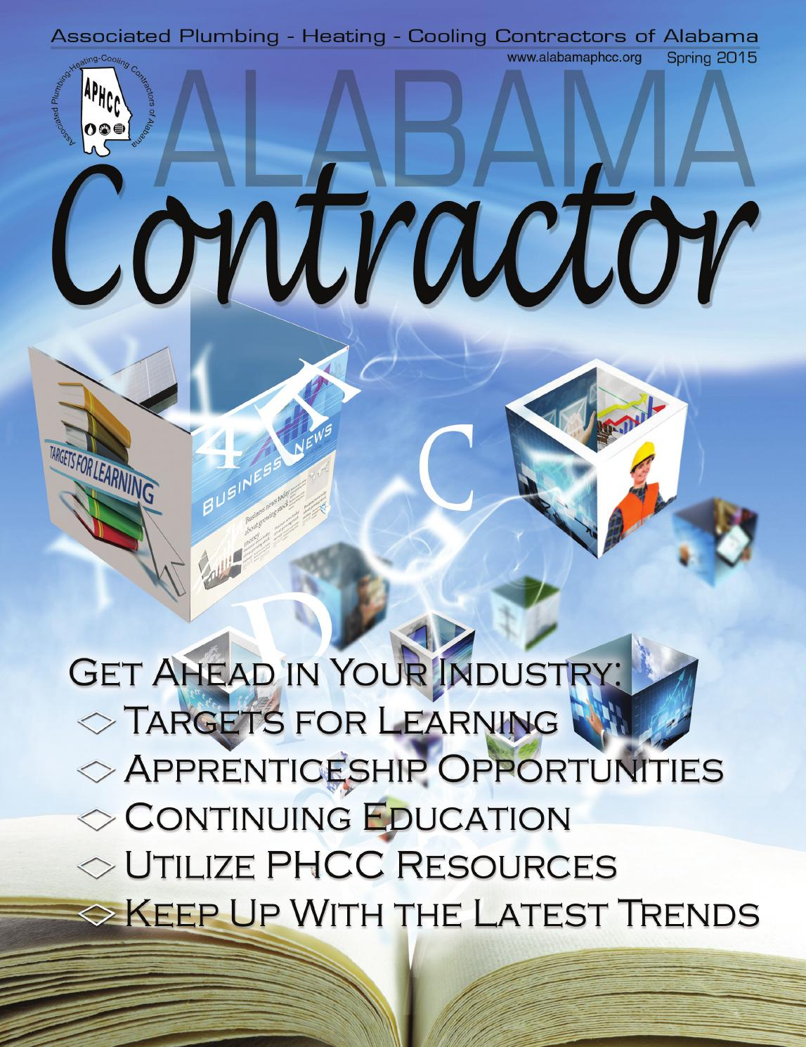 Alabama Contractor Spring 2015 By Blue Water Publishers