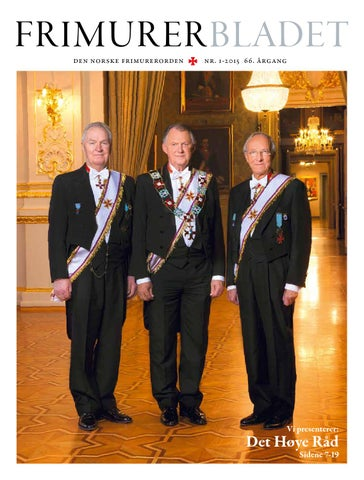 frimurerbladet 01 2015 by den norske frimurerorden issuu