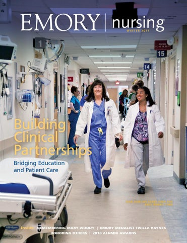 Emory Nursing Magazine Winter 2011 By Emorynursing Issuu