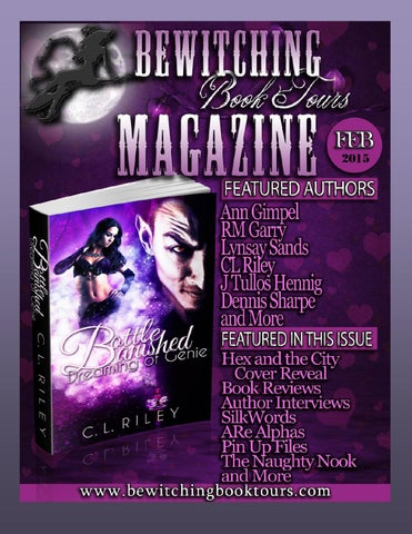 Magazine 27 by bewitching book tours issuu february issue of bewitching book tours magazine fandeluxe Choice Image
