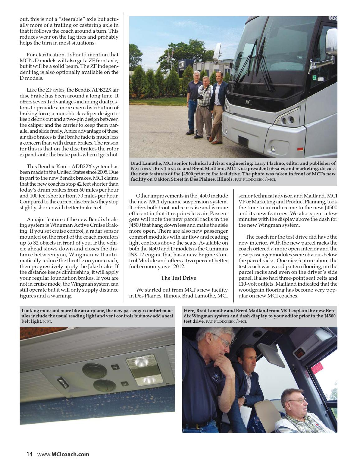 Motor Coach Industries Q1 2015 by Deliverabilities - issuu