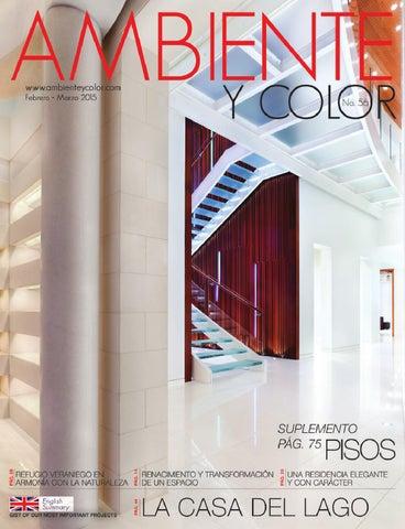 Ambiente y Color 56 by Ambiente y Color - issuu 92389bc981d