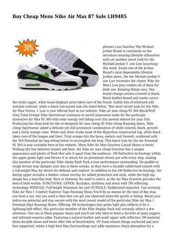 official photos bdcac 4b968 Page 1. Buy Cheap Mens Nike Air Max ...