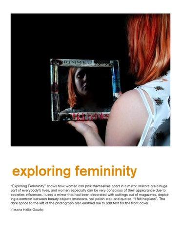 Page 6 of Exploring Femininity