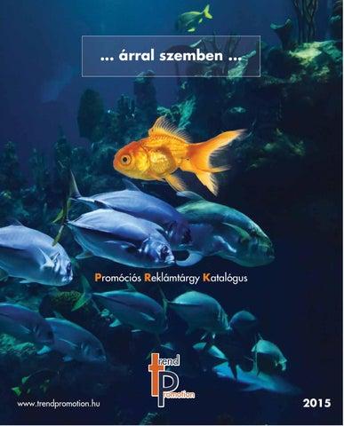 Trend Promotion promóciós reklámtárgy katalógus by Csaba György - issuu cd399917a4