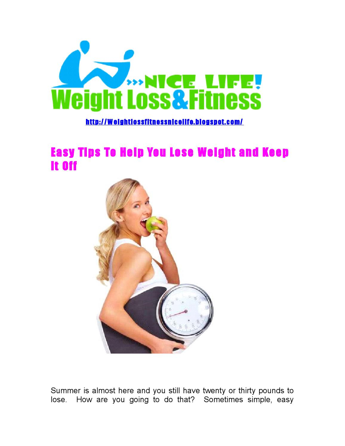 how to lose weight overnight easy