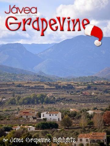 Javea Grapevine issue 173 2015 by Marina Alta Business Club - issuu