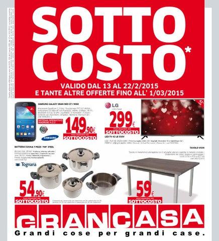 Grancasa 22feb by volavolantino issuu - Grancasa cucine componibili ...