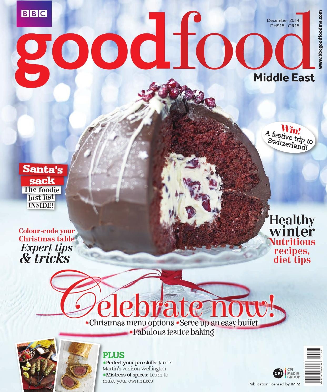 Bbc good food me 2014 december by bbc good food me issuu forumfinder Gallery