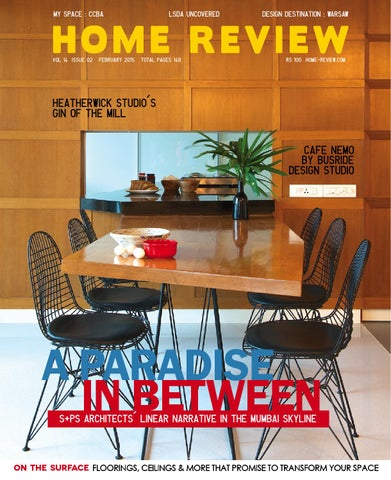 Home Review February 2015 By