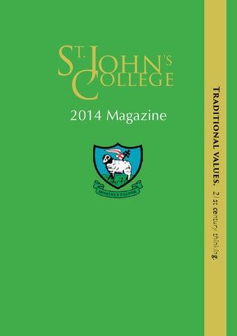 St John/'s University-Triple Function Stylus Pen-Red