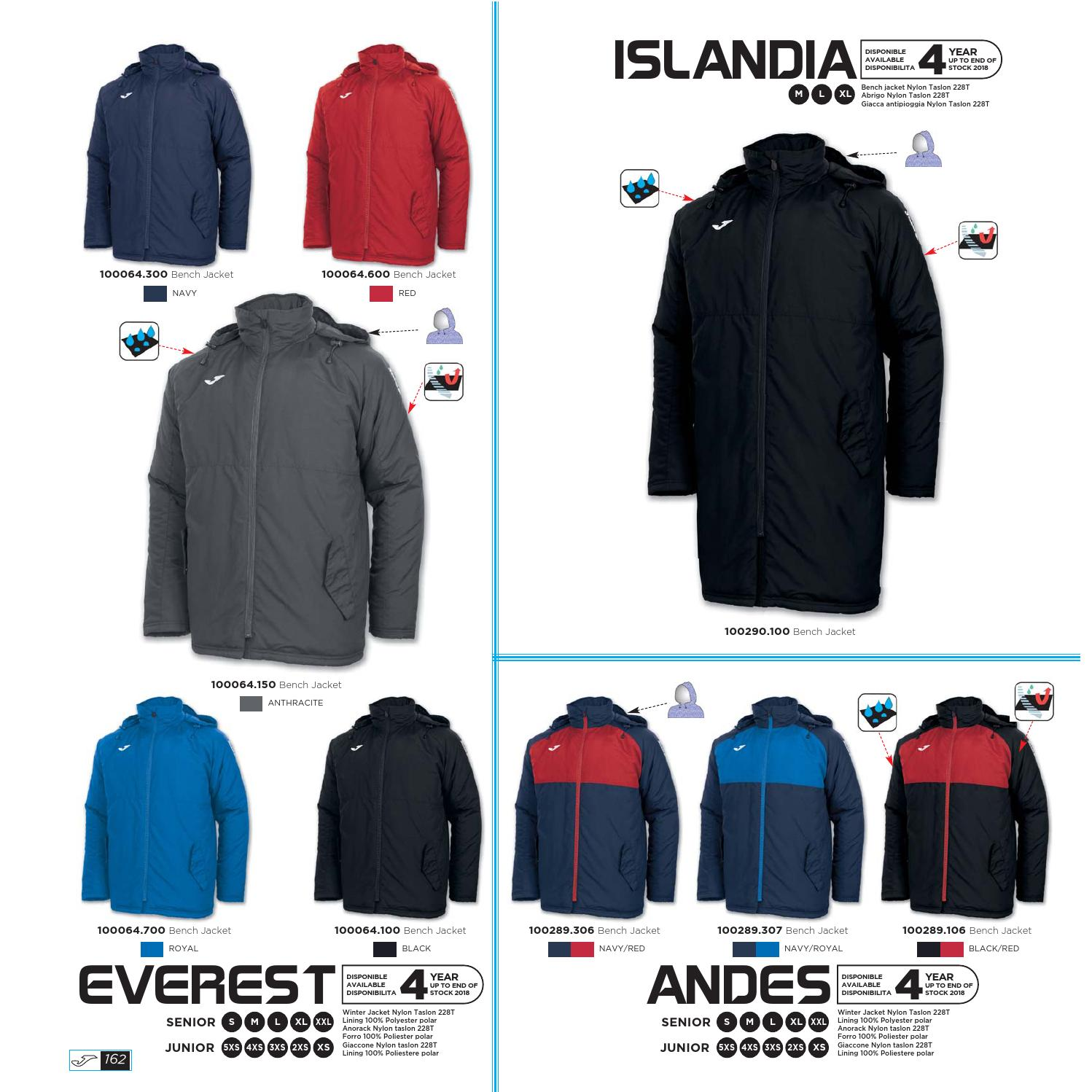 77ca95a69834 ... Jacket 5009.12  cheap for discount ca6a6 14fa8 Joma Teamwear 2015 by  JOMA SPORT - issuu ...
